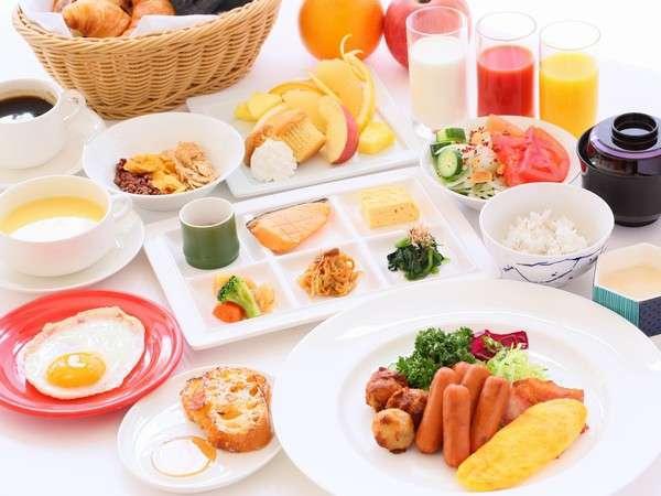 【期間限定タイムセール!3名以上のグループ利用がお得】リゾート満喫朝食付きプラン(S1U)