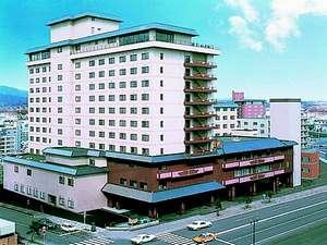 湯の川温泉  ホテル平成館新館