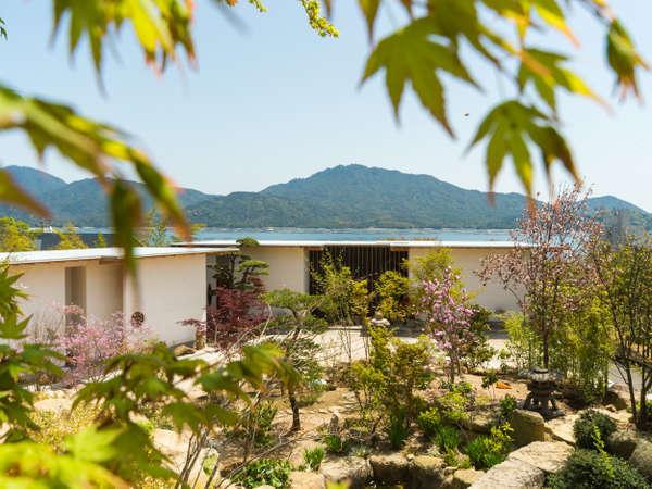 宮浜温泉 旅籠 桜の外観