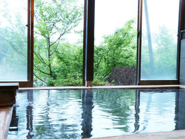 【素泊まり】湯煙漂う岳湯でのんびりお気軽にお泊り♪