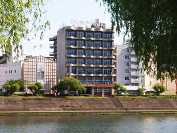リバーサイドホテル松栄