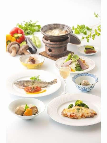 【上州グルメ】群馬の旬がたっぷり詰まった郷土料理プラン