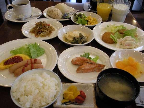 【バイキング朝食無料宣言!】 スタンダードプラン♪