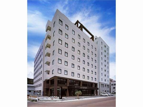 ホテルニュー奄美の外観