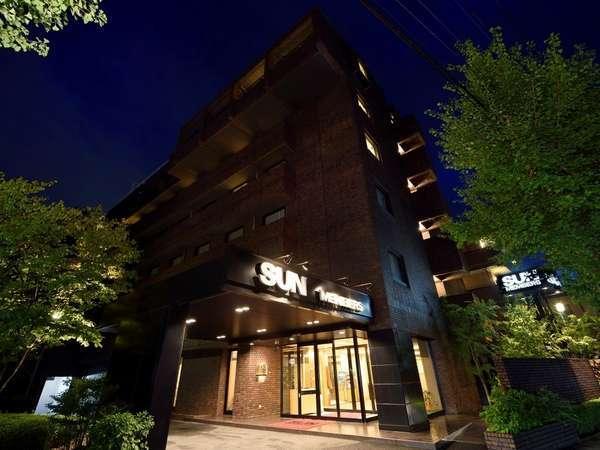 サンメンバーズ京都嵯峨の外観
