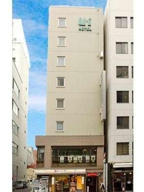 静岡ユーアイホテルの外観