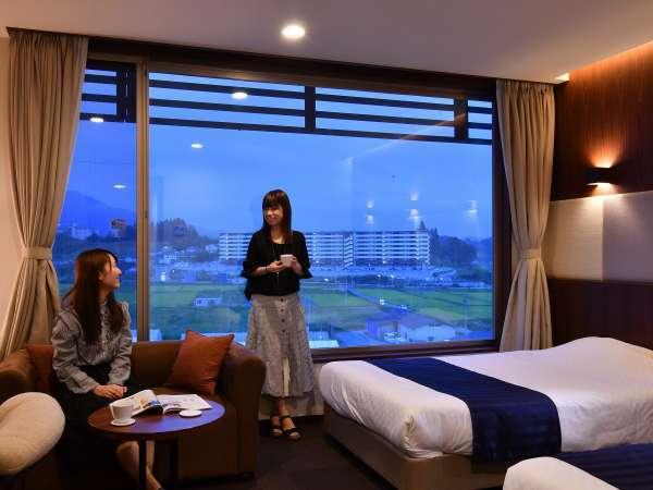 キャピタルホテル1000の外観