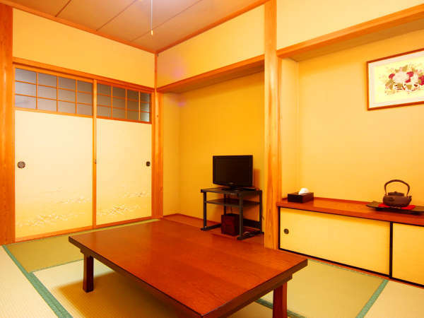 少人数様にぴったりの和室です。