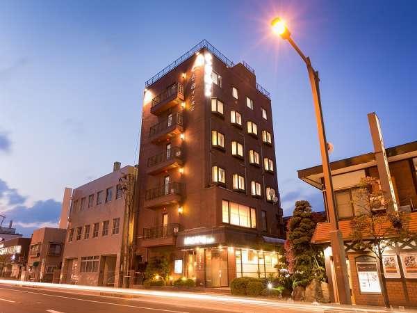 【くさのイン北上】駅近5分「絶品ハンバーグ」に出会えるホテル