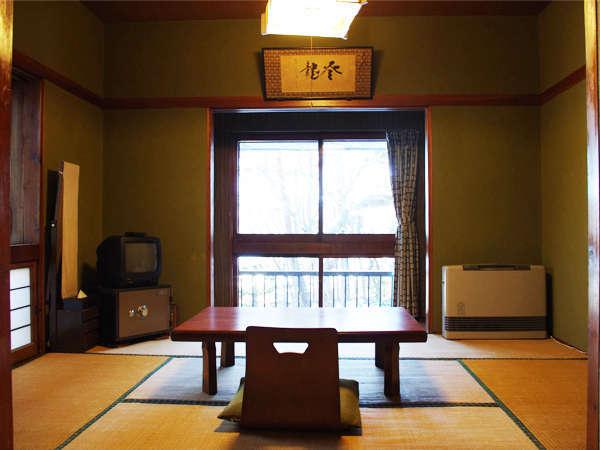 【和室6畳/禁煙室/2階】 1名〜2名様