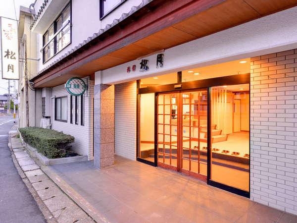 宮津の海の幸と地酒・美肌の湯を愉しむ 旅館松月<京都府>