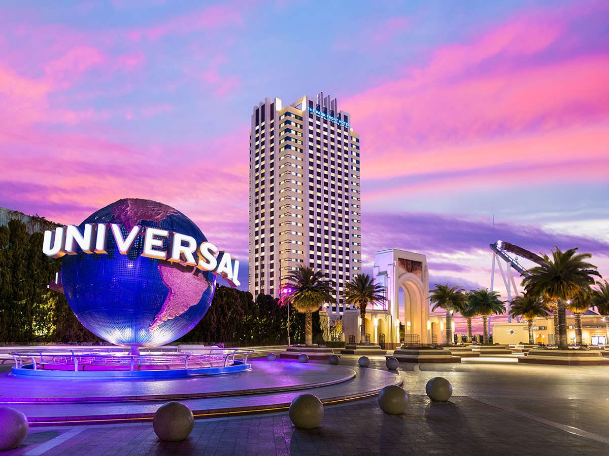 ザパークフロントホテルアットユニバーサル・スタジオ・ジャパン(The Park Front Hotel at Universal Studios Japan)