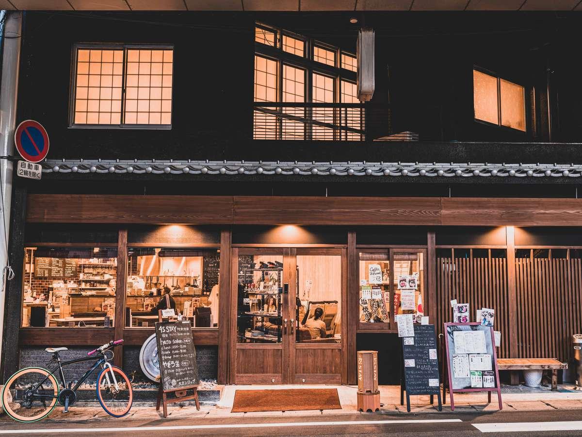 4S STAY(フォースステイ)阿波池田駅前