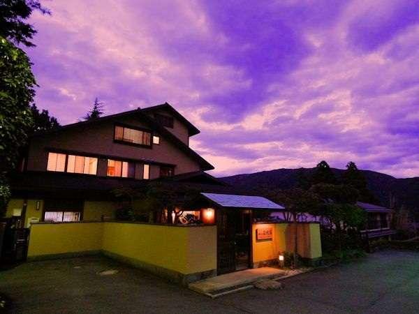 箱根強羅温泉 にごり湯の宿 桐谷箱根荘