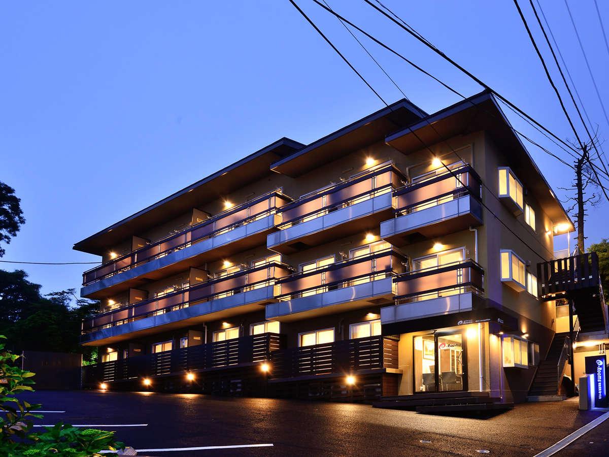 ホテル箱根テラス・アネックス