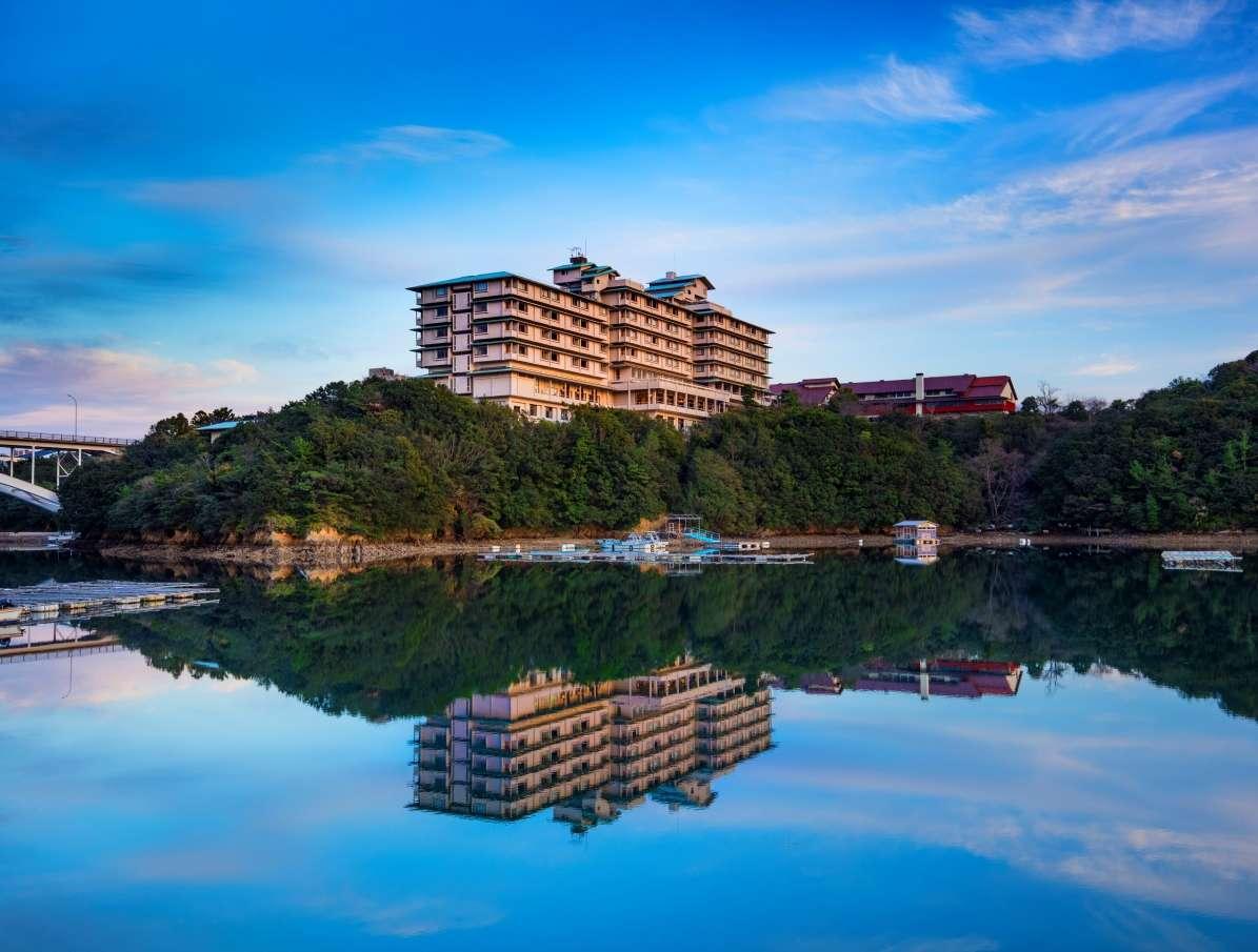 伊勢志摩サミットの会場となったホテル