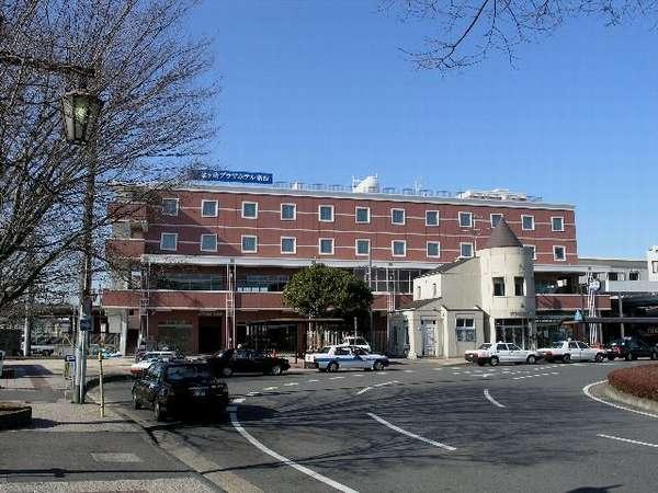 竜ヶ崎プラザホテル新館