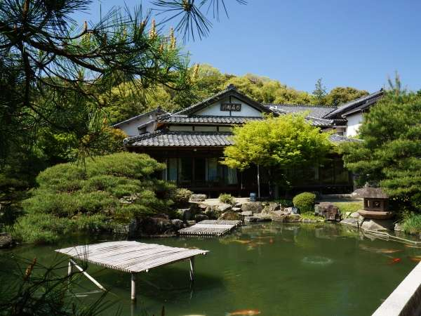 名勝 山水園