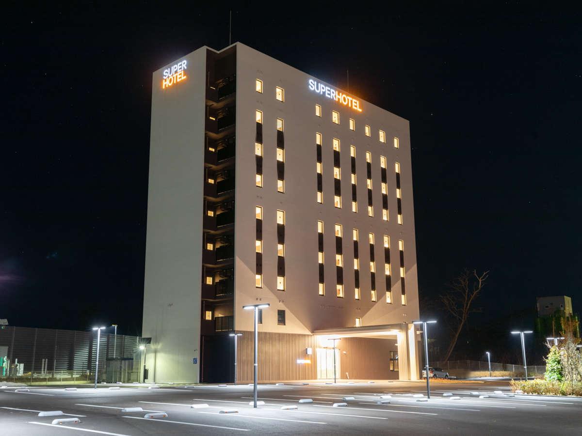スーパーホテル石川・能美根上スマートインター 九谷五彩の湯