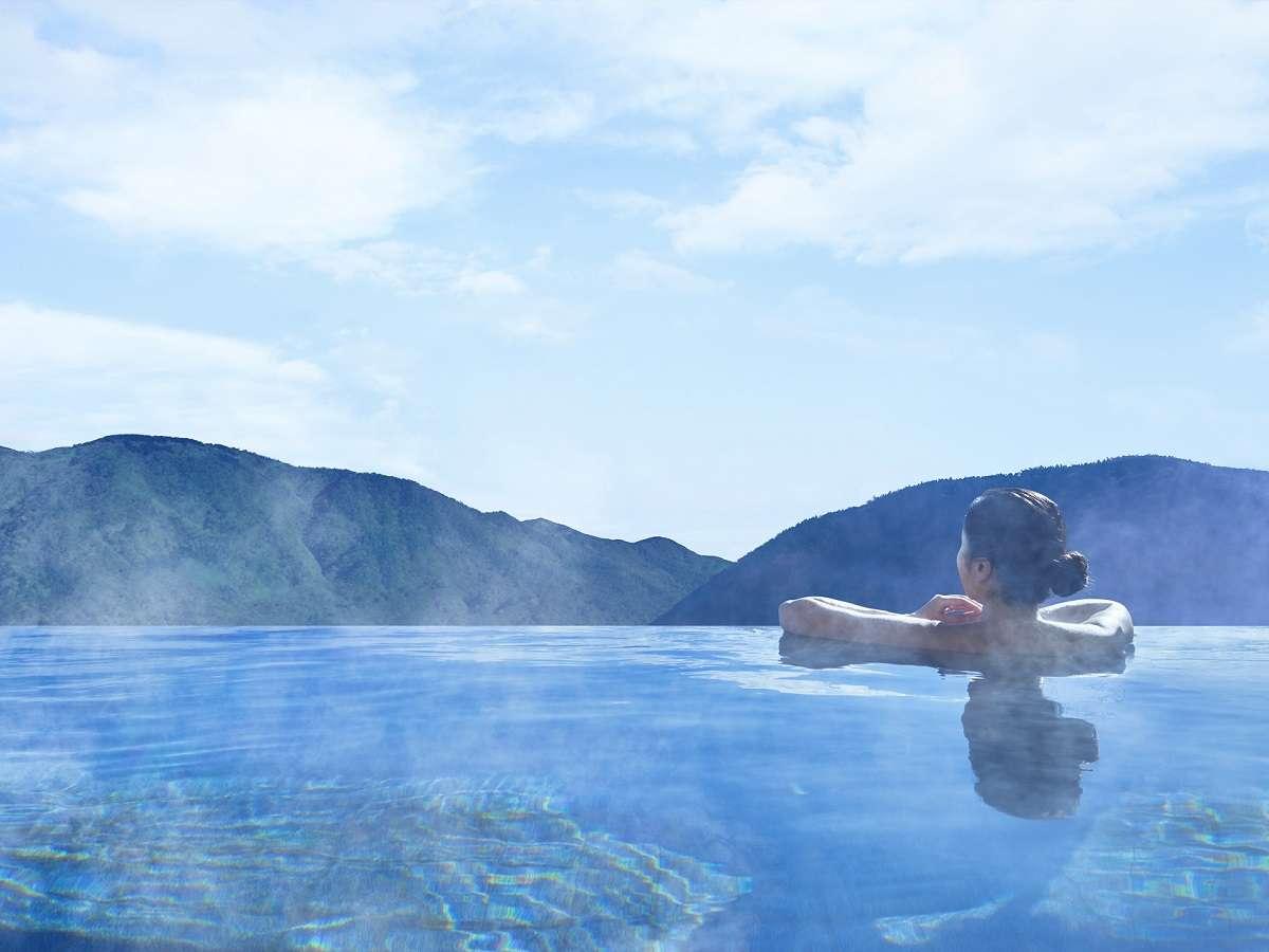 インフィニティ温泉「浮雲の湯」