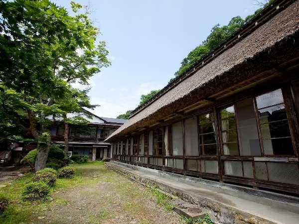 大沢温泉 菊水舘 千二百年の湯めぐり