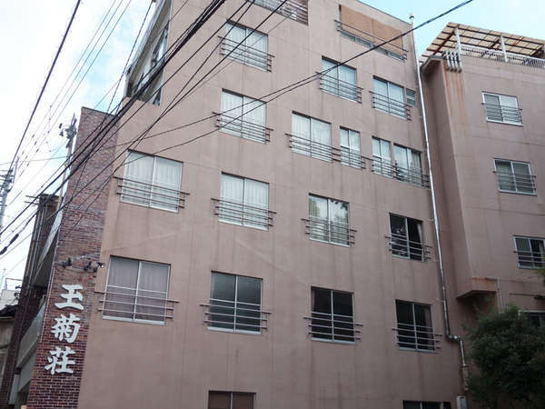 ホテル玉菊荘