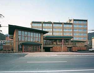 洞爺山水ホテル和風 外観