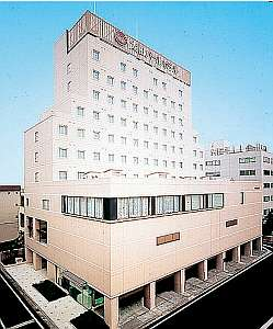 太田駅南口から一番近いホテル。ビジネスでもレジャーにも最適なホテルです。