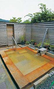 6人棟『江松』露天風呂