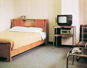 ゆとりある広さと機能的な客室