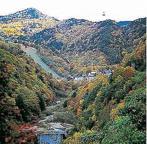 志賀山温泉 高原の温泉宿 渓谷の湯(ホテル渓谷)