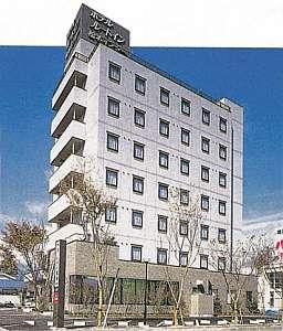 ホテルルートインコート松本インター 外観