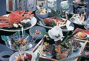 「板長おまかせコース」1泊2食2万円、好みは予約時に