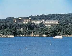 ホテル松島大観荘!