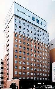 東横イン日立駅前:写真