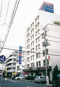 市原の中心五井に位置し、国も太鼓判の政府登録ホテル