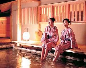 磯部わたかの温泉  天然温泉 風待ちの湯 福寿荘