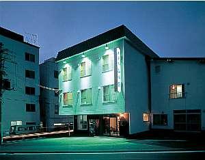 ホテル山水荘 外観