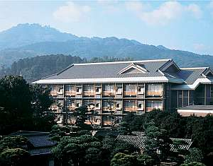 慶応元年創業の老舗旅館