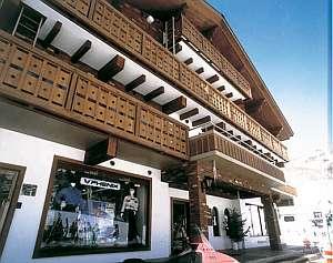 志賀山温泉 ホテルアルペンブルク