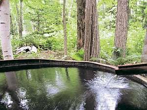 北海道の紅葉スポット近くの温泉宿・紅葉露天のある宿 ガストホフ ぱぴりお