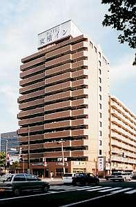 東横イン札幌駅西口北大前