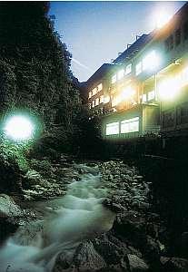 源泉の宿 鈍川温泉ホテル [ 愛媛県 今治市 ]