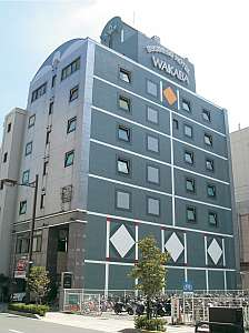HOTEL WAKABA [ 香川県 高松市 ]