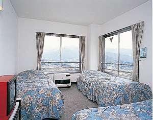 岩原観光温泉 ホテルサンパレス