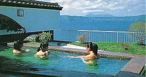 洞爺湖温泉  絶景の湯宿 洞爺湖畔亭