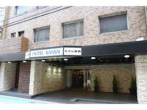 ビジネスホテル関西 [ 大阪市 北区 ]