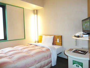 清潔で機能的な客室!快適にお休みいただけます