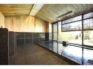 古代檜の浴室