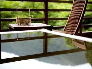 客室露天風呂(イメージ):日常では味わえない至福のひとときを・・・。